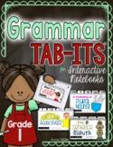 Grammar Tab-Its® 1st grade   Distance Learning