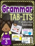 Grammar Tab-Its® 3rd grade | Distance Learning