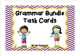 Grammar Task Card Bundle