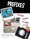 Grammar Task Card Center – Task Pics - Prefixes