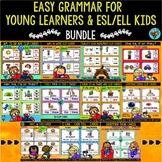 Grammar Task Cards | BUNDLE