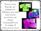 Grammar Task Cards Bundle for Kindergarten with Anchor Cha