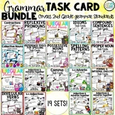 Grammar Task Cards Mega Bundle for Second Grade (Common Co