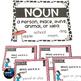 Grammar Task Cards - NOUNS BUNDLE