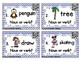Grammar Task Cards: Nouns and Verbs Set