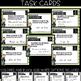 Grammar Task Cards - POSSESSIVE PRONOUNS