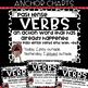 Grammar Task Cards - Past Tense Verbs