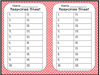 Grammar Task Cards Proper Nouns