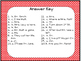 Grammar Task Cards Special Titles