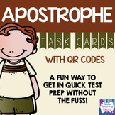 Apostrophes Task Cards