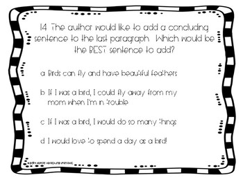 Grammar Task Cards with or without QR Codes: Mixed Skill Review