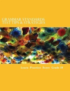 Grammar Test Tips & Strategies: Grade 10