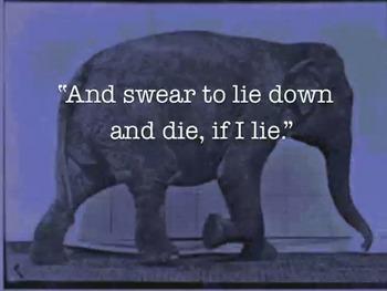 Grammar Tip:  Lay and Lie