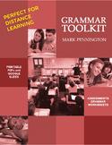Grammar Toolkit (Grammar, Usage, and Mechanics Worksheets