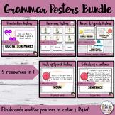Grammar Concepts Cards