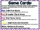 Grammar Tower- Review Game for 2nd Grade ELA Skills