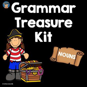 Grammar Treasure Kit: Nouns
