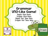 Grammar UNO-Like Card Game