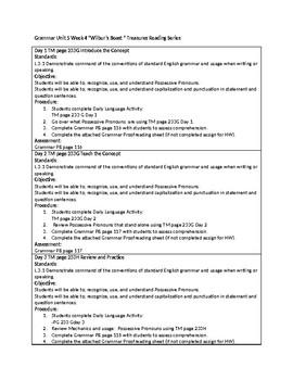 Grammar Unit 5 Week 4