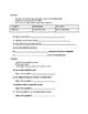 Grammar Unit: Conjunctions, Interjections, Prepositions