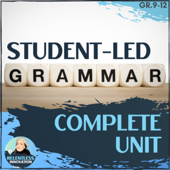 Grammar Unit - Reciprocal Teaching Led by Students