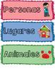 Grammar Unit in Spanish