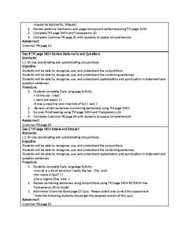 Grammar Unit1 Week 5