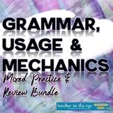 Grammar & Usage Bundle for Grades 7-12--Help Improve Stude