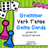 Verb Tense for Upper Elementary