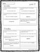 Grammar & Vocabulary Daily Practice BUNDLE PART 2 Weeks 17-32
