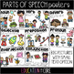Grammar Wall Posters | Parts of Speech Posters | Grammar Wall Headers