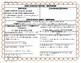 Grammar Warm-Ups & Lessons Sentences Unit - Week 5