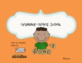 Grammar-Word Scoot