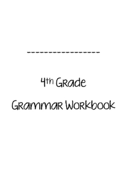 Grammar Workbook - Full Year