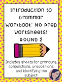 Grammar Workbook - The Basics 2