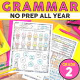 2nd Grade Grammar Worksheets | Grammar Day by Day | Daily