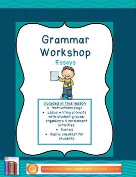 Grammar Workshop Essays