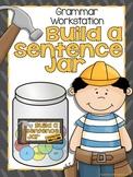 Grammar Workstation and Centers Sentence Jar