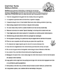 Grammar & Writing Activity - Reducing Wordiness in Writing