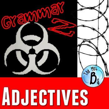 Grammar Z: Adjectives