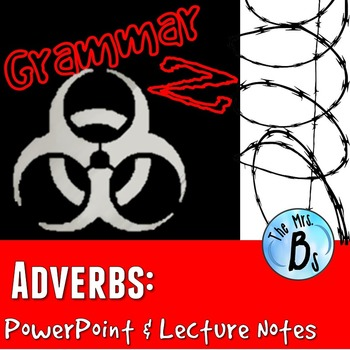 Grammar Z PowerPoint Lesson: Adverbs