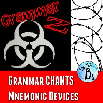 Grammar Z: Chants