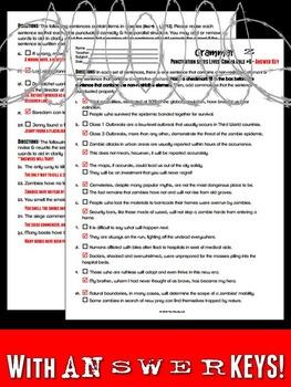 Grammar Z: Comma Rules #1-6