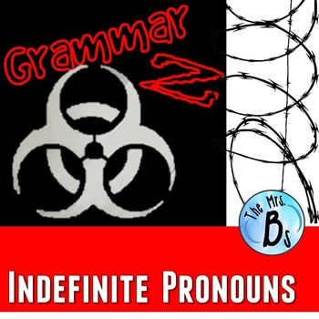 Grammar Z: Indefinite Pronouns