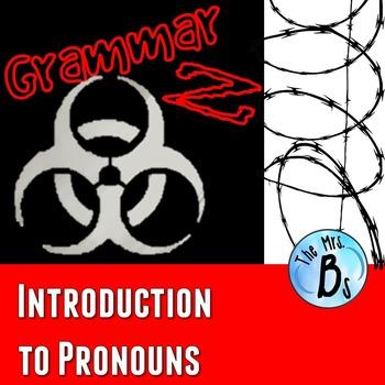 Grammar Z: Introduction to Pronouns