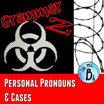 Grammar Z: Personal Pronouns & Cases