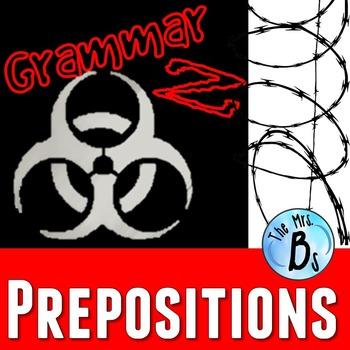 Grammar Z: Prepositions