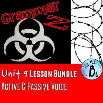Grammar Z Unit 9: Passive & Active Voice
