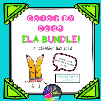 Grammar Practice Fun BUNDLE! 10