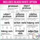 Grammar & Figurative Language Posters